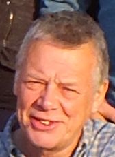 portrait photograph of David Urmston the company director
